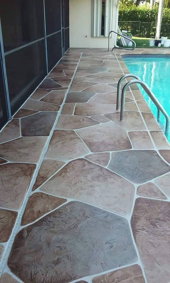 Concrete Acid Staing Amp Epoxy Flooring